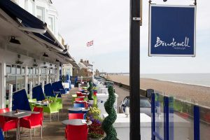 Seafood-&-Grill-terrace-at-The-Brudenell,-Aldeburgh